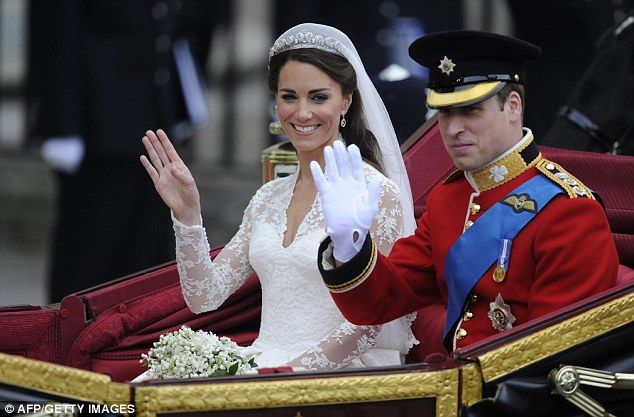 Printul William si Kate Middleton au devenit oficial sot si sotie